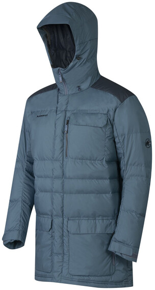 Mammut M's Trovat Advanced IS Parka chill